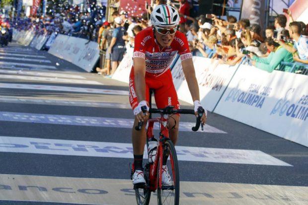 Мансада спечели шестия етап от Джиро д`Италия, Конти поведе в класирането