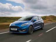 Тест на Ford Fiesta ST