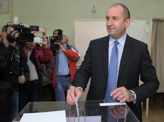 Румен Радев: Нуждаем се от демократична България с ефективни институции