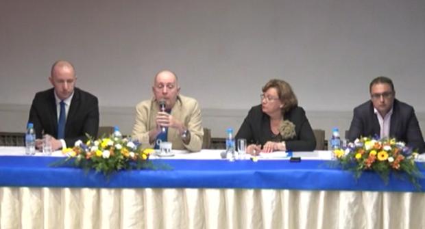 ГЕРБ представи листата си за евроизборите на симпатизанти в Ловеч
