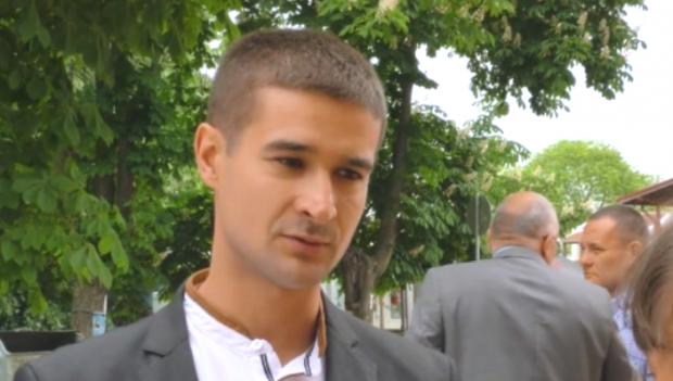Кандидатите за евродепутати на ГЕРБ Адрей Новаков и Николай Диков посетиха село Ягода
