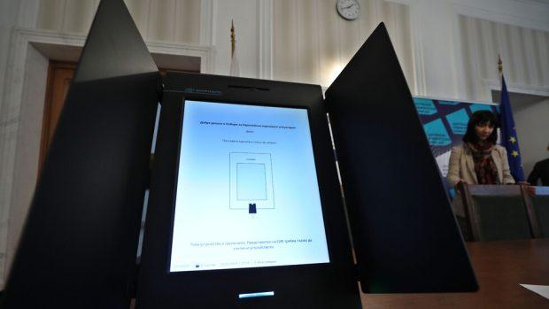 Машинното гласуване отпада за местния вот, но остава за парламентарните избори
