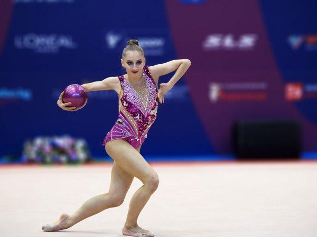 Боряна Калейн спечели втора олимпийска квота за България на СП в Баку