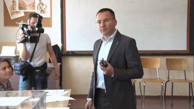 Джамбазки: Гласувах за силна България в Европа на отечествата