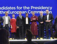 Сблъсък на идеи и визии за бъдещето на ЕС – пряк дебат на водещите кандидати за евроизборите