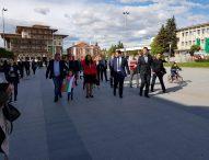 Кандидатите за евродепутати от ГЕРБ участваха в тържествата за 143-ата годишнина от Априлското въстание