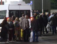 Хаос и липса на организация при предаването на изборните книжа в София