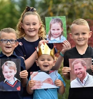 Принц Арчи донесе кралски кент флош за семейство от Нова Зеландия
