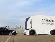 Автономен електрически камион започна товарни превози в Швеция
