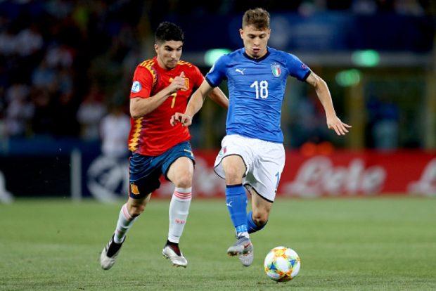 Италия победи Испания с 3:1 на европейското до 21 години