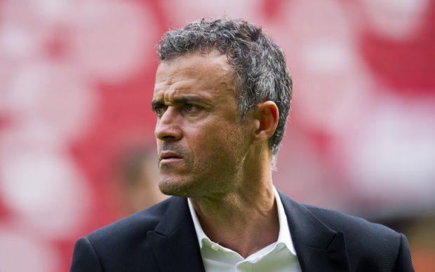 Луис Енрика напусна поста селекционер на испанския национален отбор