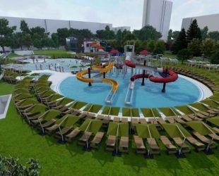 """Столичният аквапарк """"Възраждане""""-притегателно място за забавление на малки и големи гости на София"""