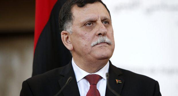 Премиерът на Либия Серадж отхвърли преговори с военния командир Хафтар