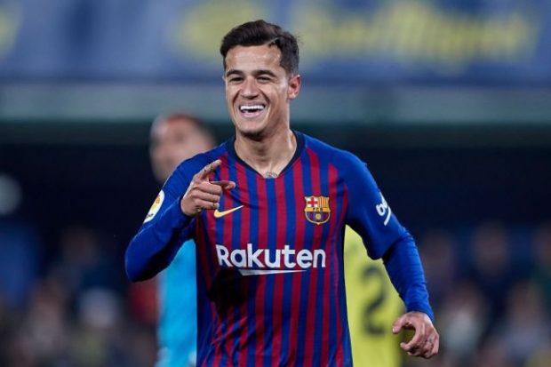 Коутиньо се връща в Барселона
