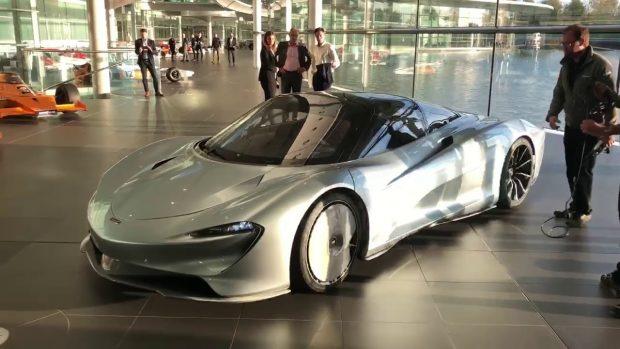 Българската следа в McLaren – дизайнерът Алекс Алексиев