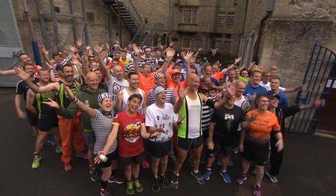 """""""Бягство от затвора"""" – ентусиасти участваха в маратон в изоставен затвор"""