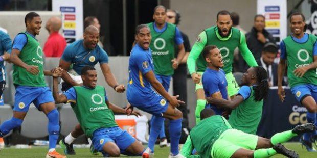 """Ямайка и Кюрасао завършиха 1:1 и продължават към елиминациите на """"Голд Къп"""""""