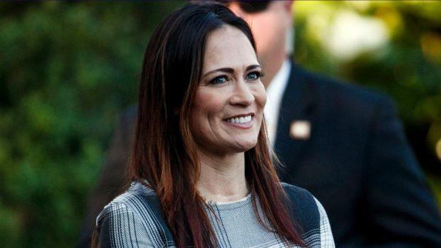 Стефани Гришам е новият прессекретар на Белия дом