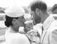 Синът на Хари и Меган беше кръстен на тайна церемония в Уиндзор