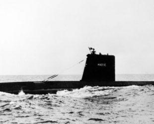 Франция откри своя подводница, потънала преди 51 години
