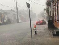 Бурята Бари връхлетя върху Ню Орлиънс