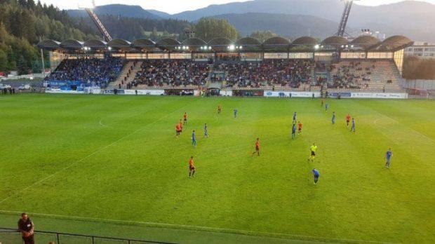 Левски започна с победа с 2:0 над Ружомберок в евротурнирите