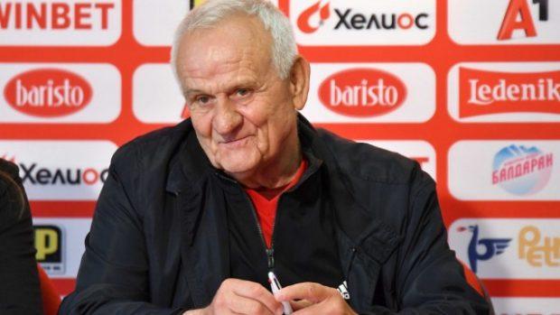 Люпко Петрович е новият старши треньор на ЦСКА – София