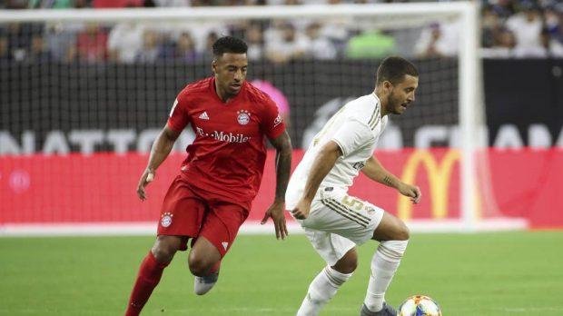 Байерн (Мюнхен) се наложи с 3:1 над Реал (Мадрид) в приятелска среща