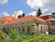 Фандъкова: Ремонтът на минералната баня в Банкя приключва през 2020 г.