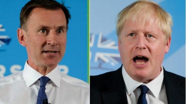 Джонсън и Хънт сядат на горещия стол за интервю пред BBC