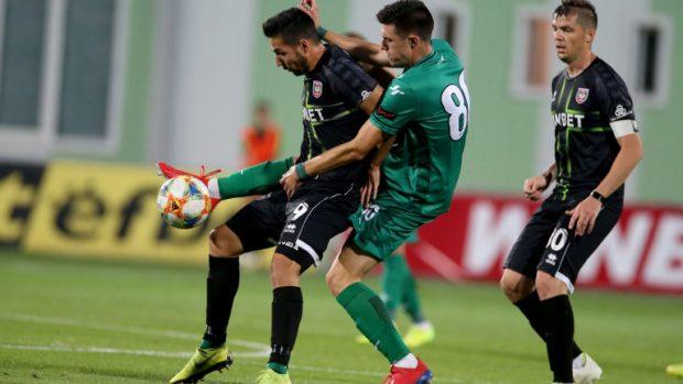 Ботев Враца спечели с 2:0 в Бистрица, домакините удариха 2 греди