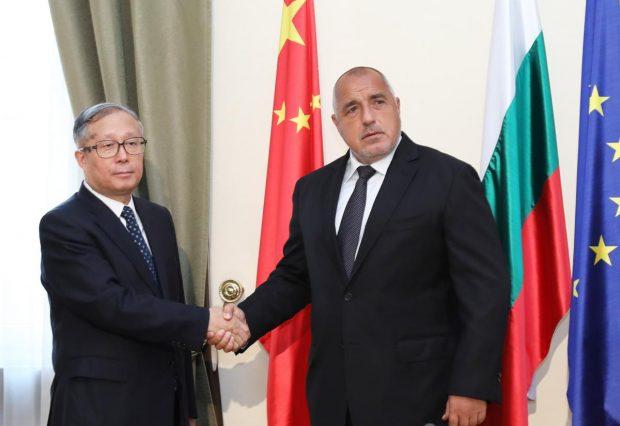 България очаква китайски инвестиции в енергетиката и инфраструктурата
