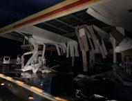 Мощна буря връхлетя Северна Гърция, има жертви и ранени