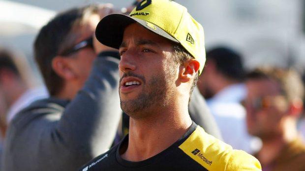 Бившият мениджър на Даниел Рикардо заведе иск срещу него за 10 млн паунда