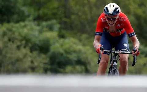 """Тьонс спечели шестия етап от """"Тур дьо Франс"""", Чиконе излезе начело"""