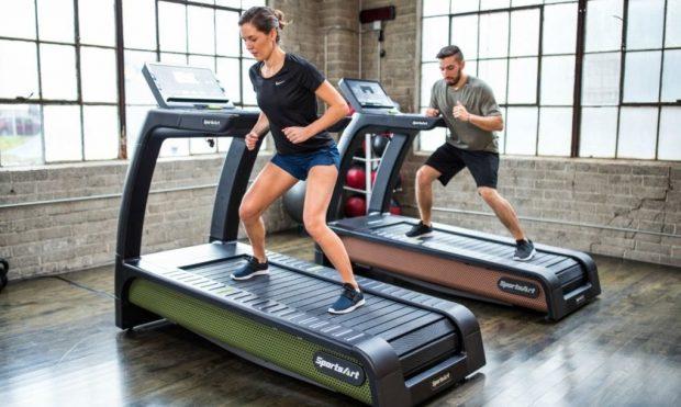 Еко фитнес превръща движенията в залата в ток