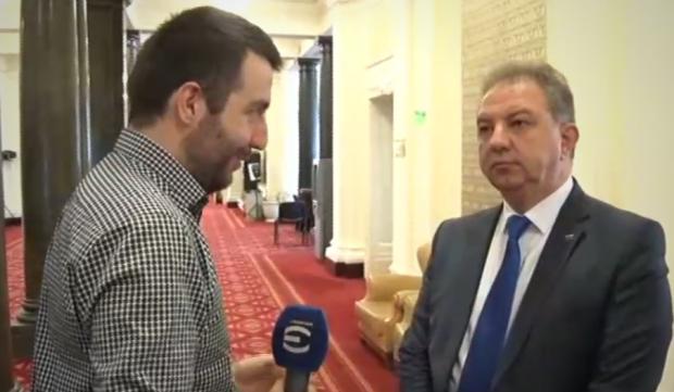 Волен Сидеров вече не е председател на групата на патриотите в парламента