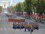 Грандиозен парад в Париж постави начало на тържествата за националния празник на Франция