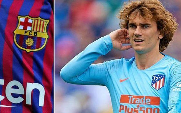 Барселона обяви официално Антоан Гризман