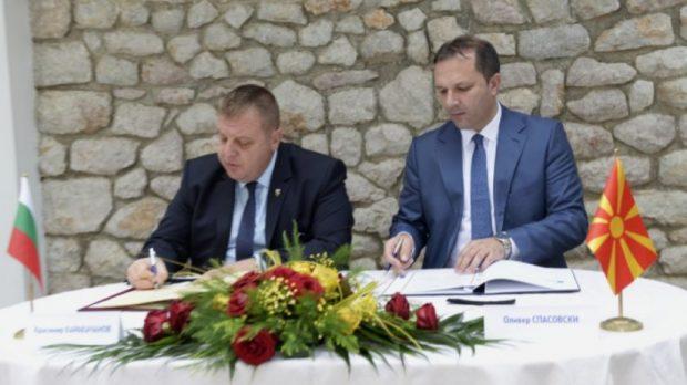 Каракачанов: България ще подпомага европейската интеграция на Северна Македония