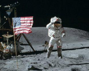 Отбелязваме 50 години от стъпването на човек на Луната