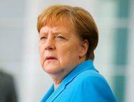 Меркел трепери за трети път в рамките на три седмици, увери, че била добре