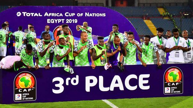 Нигерия надигра Тунис с 1:0 в малкия финал за Купата на Африка