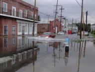 Части от Ню Орлиънс са под вода заради проливни дъждове