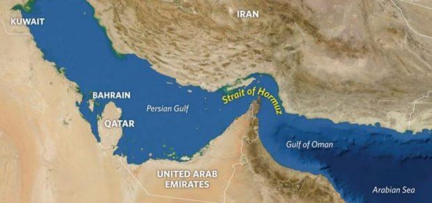 """САЩ ще работят """"агресивно"""" за гарантиране на свободното кобароплаване в Персийския залив"""