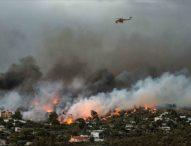 Масова евакуация на италианския остров Сардиния заради пожари