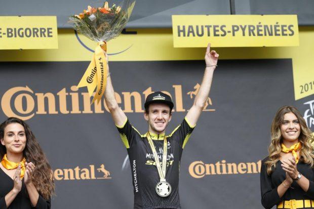 Саймън Йейтс спечели първия планински етап в Обиколката на Франция