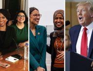 """Тръмп каза на цветнокожи конгресменки """"да си ходят обратно, от където са дошли"""""""