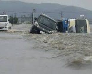 Мащабна евакуация в Западна Япония заради тайфуна Данас
