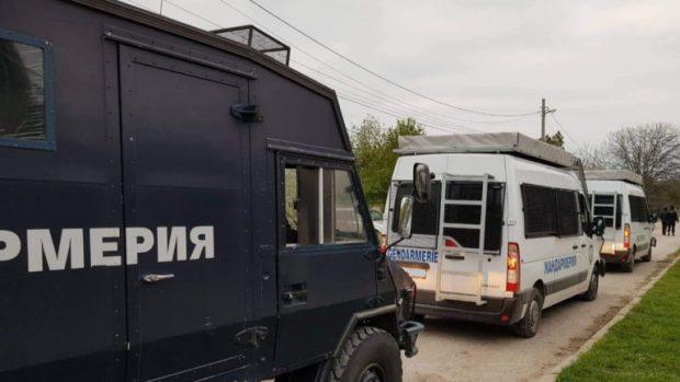 8 души са арестувани при специализирана акция в Сандански